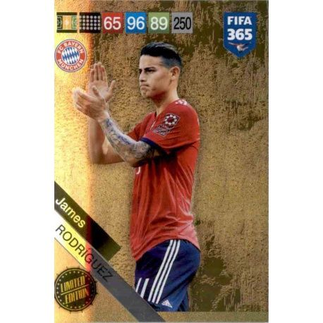 James Rodriguez Limited Edition Fifa 365