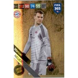 Manuel Neuer Limited Edition Fifa 365 Limited Edition Fifa 365 2019