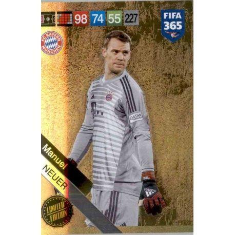 Manuel Neuer Limited Edition Fifa 365