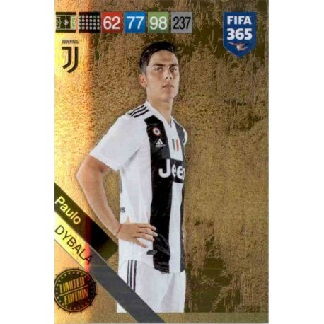 sale retailer 84711 fc537 Sale Limited Edition Paulo Dybala Adrenalyn Xl Fifa 365 2019