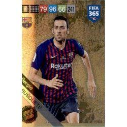Sergio Busquets Limited Edition Fifa 365
