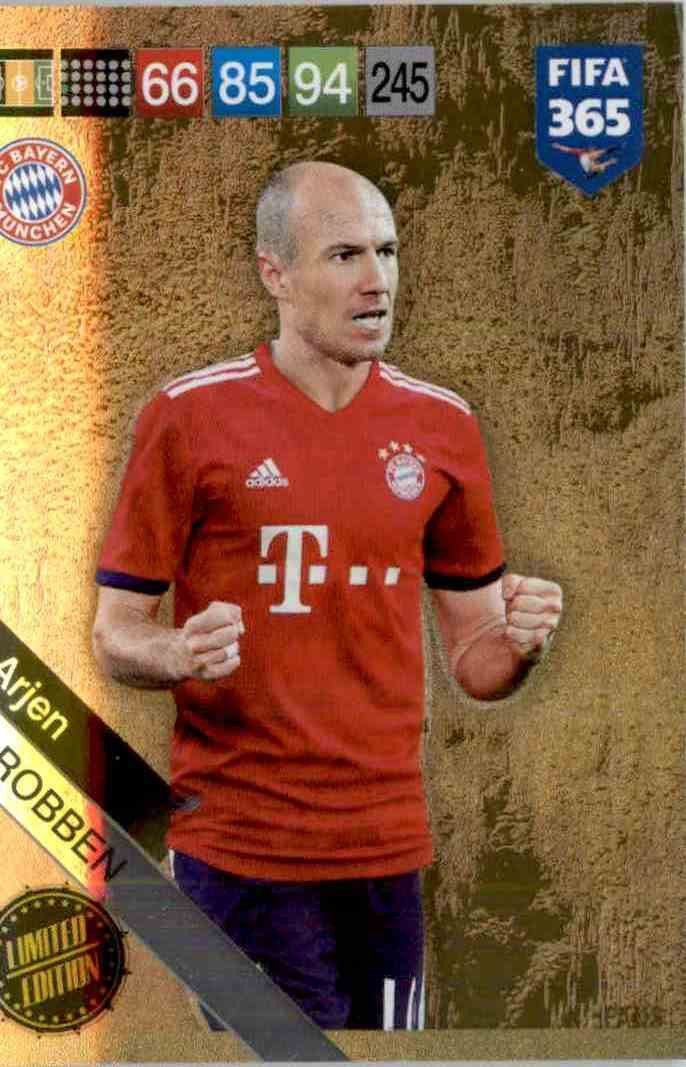 FIFA 365 cards 2019-Leon Goretzka-Limited Edition