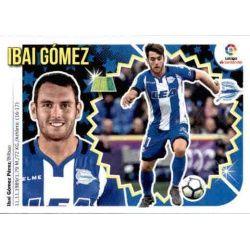 Ibai Gómez Alavés 14 Deportivo Alavés 2018-19