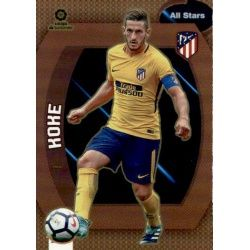 Koke All Stars Atlético Madrid