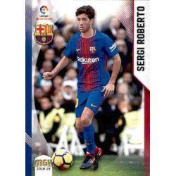 Sergi Roberto Barcelona 85