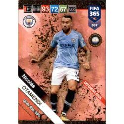 Nicolás Otamendi Defensive Rock 307
