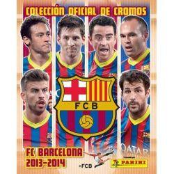 Colección Panini F.C.Barcelona 2013-14