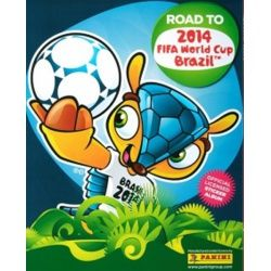 Collection Panini Road to 2014 FIFA World Cup Brazil