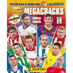 Collection Panini Megacracks 2013-14