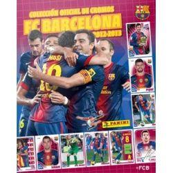 Colección Panini F.C.Barcelona 2012-13