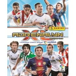 Collection Panini Adrenalyn XL La Liga 2012-13