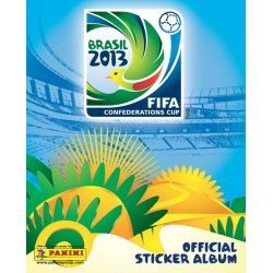 Colección Panini Confederations Cup 2013