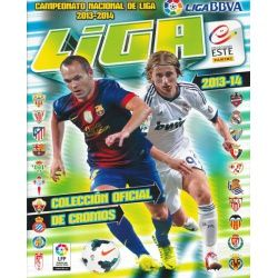 Collection Panini Liga Este 2013-14