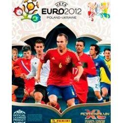 Colección Panini Adrenalyn XL Euro 2012
