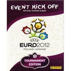 Colección Panini Event Kick Off Euro 2012 Colecciones Completas