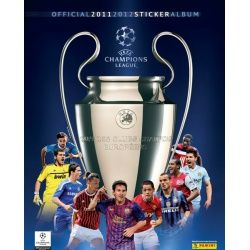 Colección Panini Uefa Champions League 2011-12 Colecciones Completas