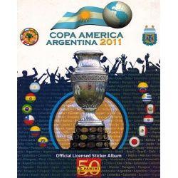 Colección Panini Copa América Argentina 2011 Colecciones Completas