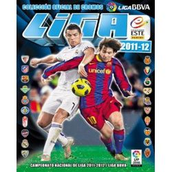 Colección Panini Liga Este 2011-12 Colecciones Completas