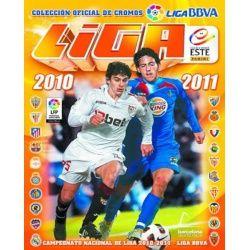 Colección Panini Liga Este 2010-11 Colecciones Completas