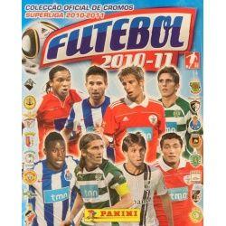 Colección Panini Futebol 2010-11 Colecciones Completas