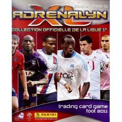 Colección Adrenalyn XL Foot 2011 Colecciones Completas