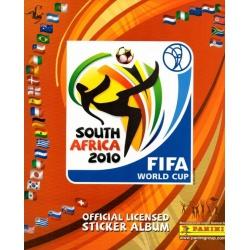 Colección Panini Fifa World Cup South Africa 2010 Colecciones Completas