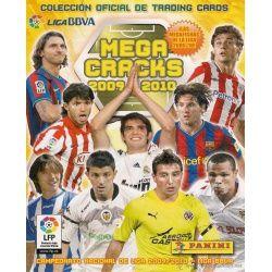 Colección Panini Megacracks 2009-10
