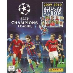 Colección Panini Uefa Champions League 2009-10 Colecciones Completas