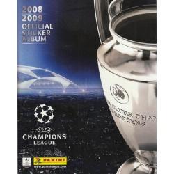 Colección Panini Uefa Champions League 2008-09 Colecciones Completas