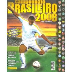 Colección Panini Campeonato Brasileiro 2008 Colecciones Completas