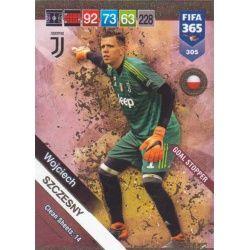 Samuel Umtiti Defensive Rock 309 FIFA 365 Adrenalyn XL