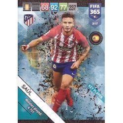 Saúl Key Players 317 FIFA 365 Adrenalyn XL