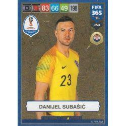 Danijel Subašić FIFA World Cup Heroes 353