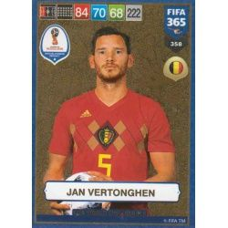 Jan Vertonghen FIFA World Cup Heroes 358