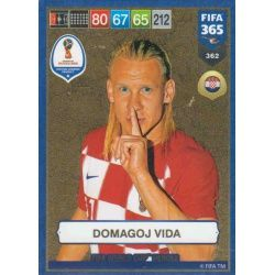 Domagoj Vida FIFA World Cup Heroes 362 FIFA 365 Adrenalyn XL