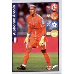 Alphonse Aréola PSG 1 Kelloggs Football Superstars