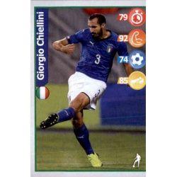 Giorgio Chiellini Italy 7 Kelloggs Football Superstars