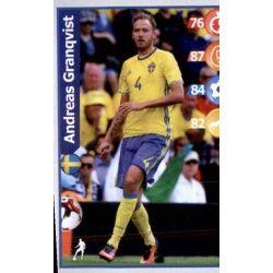 Andreas Granqvist Sweden 9