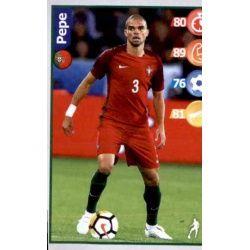 Pepe Portugal 13 Kelloggs Football Superstars
