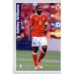 Ashley Williams Wales 16 Kelloggs Football Superstars