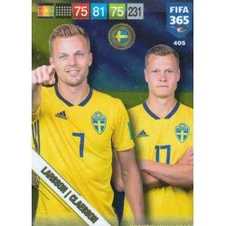 Larsson / Claesson Scandinavian Stars 405 Nordic Edition Fifa 365 2019