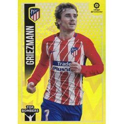 Griezmann Top Bombers 9 Top Bombers 2018-19