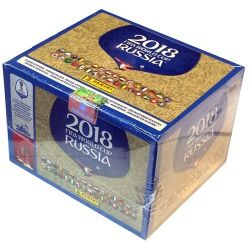 Panini World Cup Russia 2018 (100 pack) Sealed Boxes