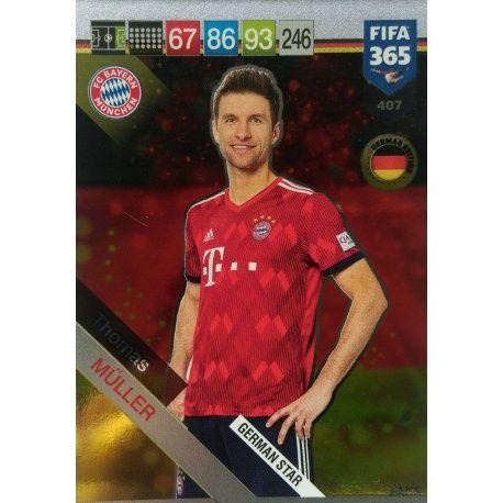 FIFA 365 cards 2019-414-Miroslav Klose-German Stars