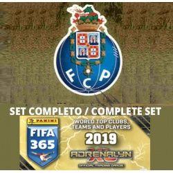 Set Completo FC Porto Adrenalyn XL Fifa 365 2019
