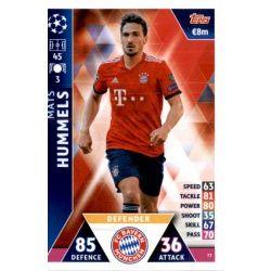 Mats Hummels Bayern München 77