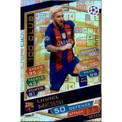 Lionel Messi 100 Club-11