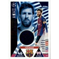 Lionel Messi Man of the Match 397