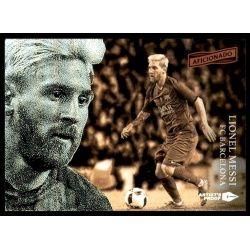 Lionel Messi Artist's Proof 22 Panini Aficionado