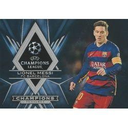 Messi Pedigree Insert Topps Showcase 2015-16